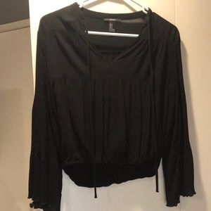 Forever 21 top with Flowy sleeves